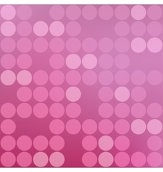 Beautiful abstract pink background vector