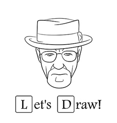 Lets draw vector image