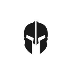 Modern titan logo design concept vector