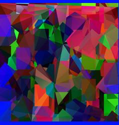 poligonal geometric background image cute for vector image