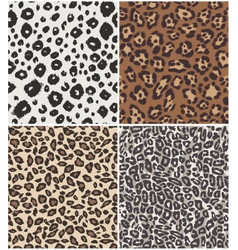 Animal skin pattern vector