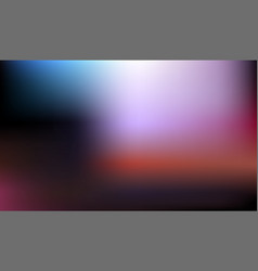 Blurred abstract glowing colorful background vector