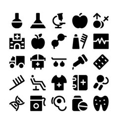 Medical Icons 9 vector