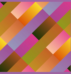 Seamless abstract gradient geometrical stripe vector