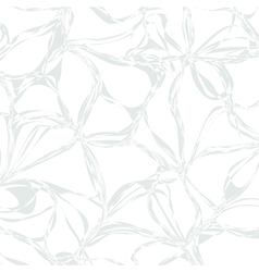 Tangled Grey abstract monochrome background for vector