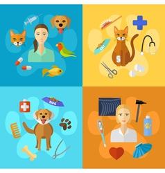 Veterinary1 vector image