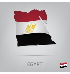 country egypt vector image