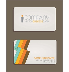 Card vector image