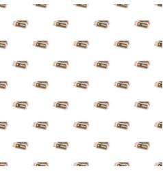 movie ticket pattern vector image