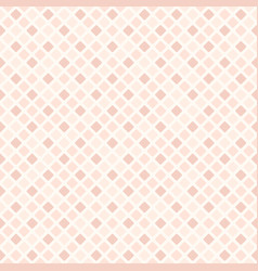 Rose diamond pattern seamless vector