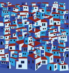 Morocco city vector