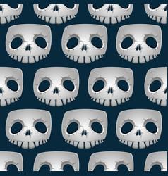 skeleton texture seamless vector image
