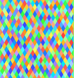 Rhombus pattern seamless background vector