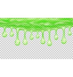 Transparent seamless drops vector