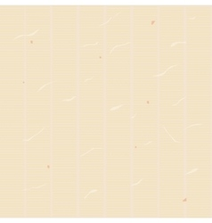 Simple rice paper texture background vector image