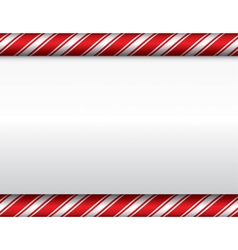 Candy Cane Background vector