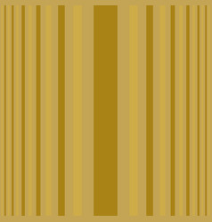 Vertical brown and beige stripes print vector