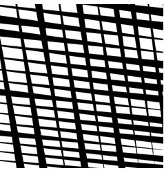 Random tilt oblique grid mesh pattern dynamic vector