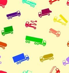 Car wallpaper seamless vector
