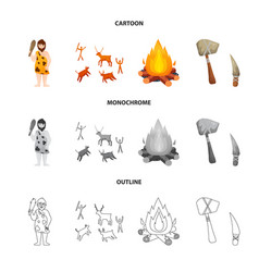 Evolution and neolithic vector