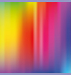 Bright rainbow mesh vertical background vector