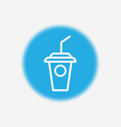 drink icon sign symbol vector image