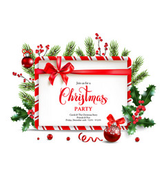 festive design for banner vector image