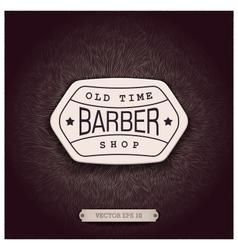 Background design for barbershop vector