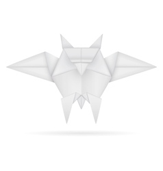 Origami owl vector