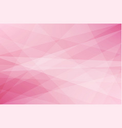 pink geometric abstract background vector image