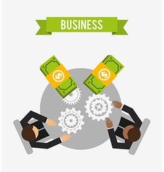 Business concept design vector