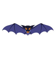 evil vampire vector image