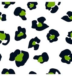 Seamless pattern of jaguar spots Natural textures vector image