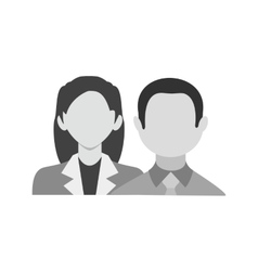 Agents and clients vector