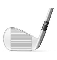 golf 25 vector image vector image