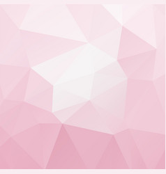 triangular pink white love backgrounds vector image
