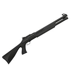 shotgun 03 vector image