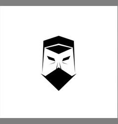 black company logo vector image