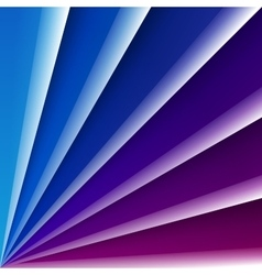 Blue and purple shiny glass layers with realistic vector