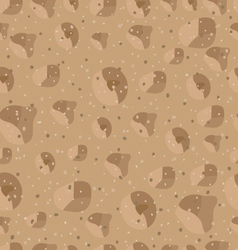 Sand seamless pattern 4 vector