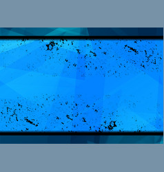 background blue texture space vector image