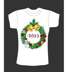 Christmas t-shirt deisgn vector