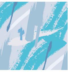 grafiti painting texture modern stroke vector image