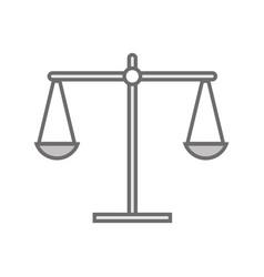 Grayscale balance kilogram instrument object vector