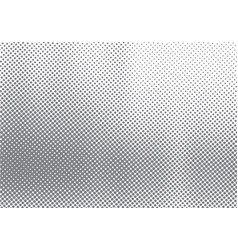 abstract halftone motion effect with fading dot vector image