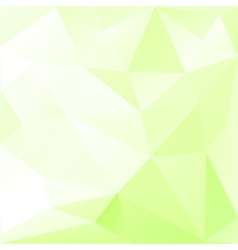 Abstract low poly background vector