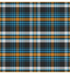 seamless pattern Scottish tartan vector image