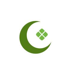 Ketupat eid al fitr ramadan vector