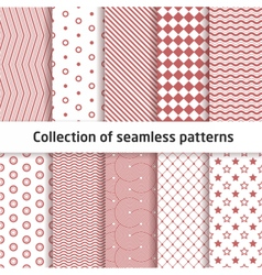 CollectionSeamlessPatterns03 vector image