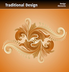 floral and foliage patterns vector image